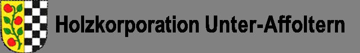 Holzkorporation Unter-Affoltern am Albis
