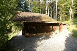 obere Waldhütte Sennweid